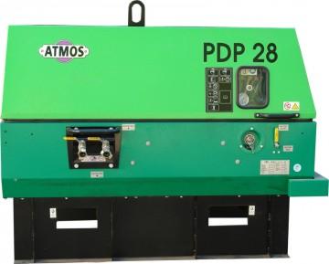 аренда компрессора Atmos PDP 28 (Чехия) в компании СтройМонтаж